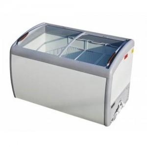 씽씽코리아라운드형 냉동 쇼케이스 260L XS-300Y