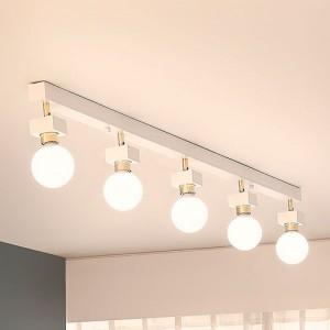 [바이빔][LED] 미숑5등 직부등(일자형-2color)