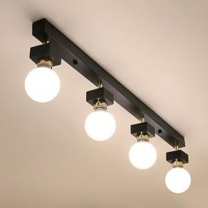 [바이빔][LED] 미숑4등 직부등(일자형-2color)