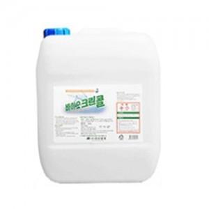 바이오크린콜(곡물발효주정 75% 살균소독제) 20L