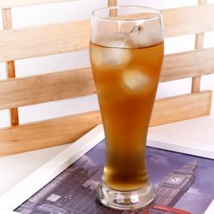 키친필 아쿠아글라스 380ml호프집 음식점 주스잔 맥주컵  아이스음료 유리컵