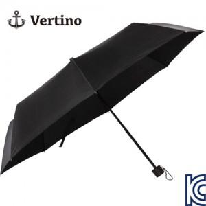 베르티노 3단 폰지무지블랙 우산