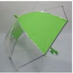 독도우산 55 안전우산 발광우산(초록우산)
