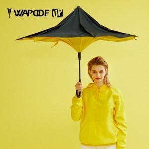 [실속형] 자동 거꾸로 우산 더욱 편리해진 와푸 UP