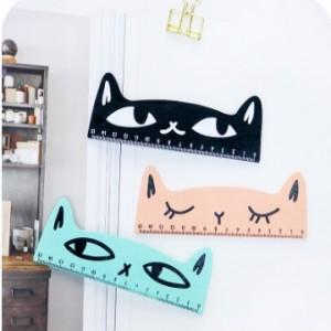 귀여운 고양이 자아기자기한 사랑스러운러블리 나무 팬시 학용품 고양이표정 학교 학원 관공서 기업 학생선물