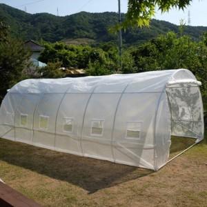 텃밭용 대형 비닐하우스 (5.5평형)