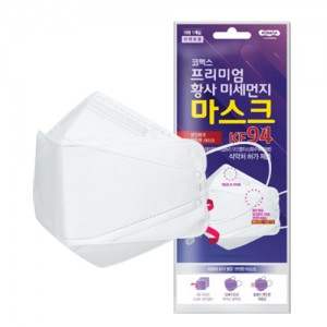 와이제이씨엠쓰리 코멕스 마스크 KF94