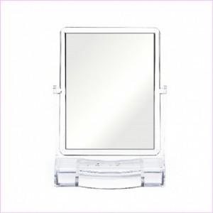 ST-4041 서랍형 회전식 사각양면 탁상거울