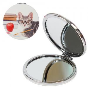 고양이 프린트 손거울 CVHM_00022