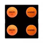 볼빅 칼라볼 4구세트 볼빅 블루 골프공 90세트