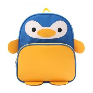 유치원가방 GB2742아기자기 귀여운 깜직한 펭귄 동물 어린이가방 유아용가방 어린이집 학원 유치원가방추천 판촉쇼핑몰