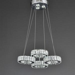 [LED] 파트라 크리스탈 펜던트 식탁등 조명