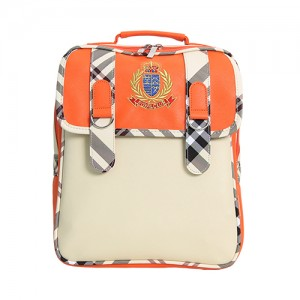 유치원가방 GB2736투톤 발랄한 캐주얼한 원생가방 어린이집가방