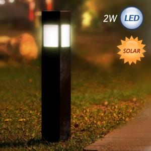 LED 쏠라 010 센서 잔디등 2W