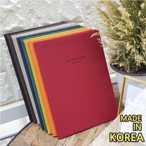 간지스 레인보우 바인더리갈패드바인더 절취노트바인더 메모패드바인더 인쇄가능