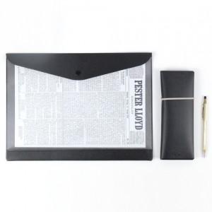 [국산/고급] 페니체 클리어파일투명파일 서류파일 A4파일 똑딱이파일 주문제작 인쇄가능