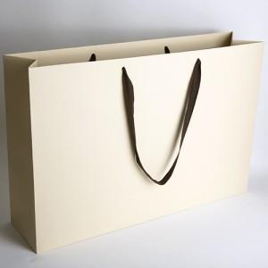 [종이가방] 600×150×400mm_메타포지220g쇼핑백인쇄 쇼핑백제작 실크인쇄 박인쇄 로고인쇄 심플 업소용 큰 대형