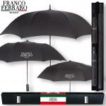 프랑코페라로 블랙 75+2단+3단 패밀리3P 무지 우산세트