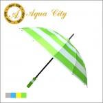 아쿠아시티 60자동 스트라이프14K 장우산 (4색)