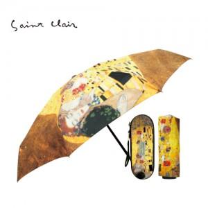 5단 명화우산-키스(클림트)
