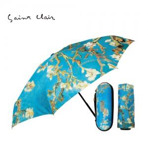 5단 명화우산-아몬드나무(고흐)