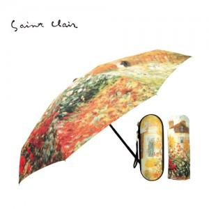 5단 명화우산-화가의정원(모네)