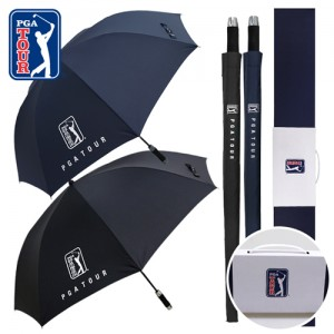 PGA 70자동+75자동 무지 우산세트