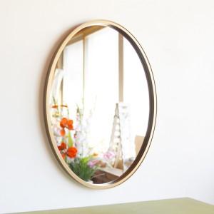 일립 타원형 벽거울 [화이트/블랙/골드]가격:63,700원