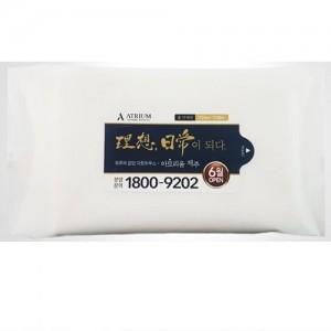 [물티슈]드림흰색물티슈 (60매 55g)