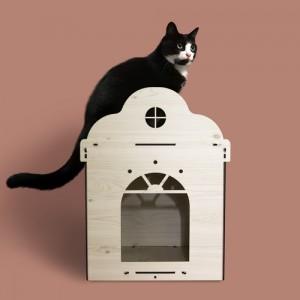 [나룸] DCH-001 DIY 부비부비 고양이 하우스