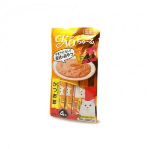 챠오츄르 가다랑어+가다랑어포 * 6EA 고양이츄르가격:21,000원