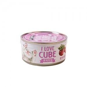 뉴웨이브캔 C참치닭간 큐브 80g 고양이간식가격:1,500원