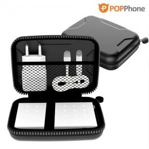 팝폰 여행용 충전기 선물세트 CS14핸드폰충전기세트 스마트폰충전 휴대폰충전 5핀 8핀 usb케이블 파우치 보조배터리 외장배터리 보조밧데리