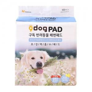 NEW 구독 강아지패드 100매(흡수력UP)가격:14,000원