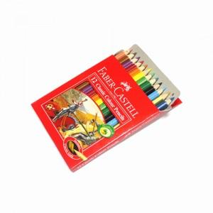 일반색연필 미니 지관 12색