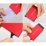 [카드지갑] 스키밍방지 안전 카드케이스