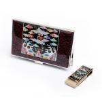 자개  명함케이스 + USB 8G 2종세트(흉배적)