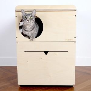 펫플 복층 고양이 원목화장실가격:278,000원