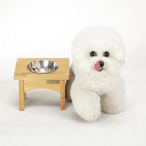 로블레 원목식탁 소형 1구 /강아지 고양이가격:46,000원