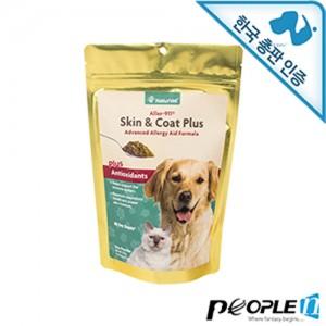 네이처벳 알러-911 스킨앤코트 플러스 안티옥시단트 파우더 255g (피부&모질 알러지 개선) 강아지 고양이 영양제가격:46,000원