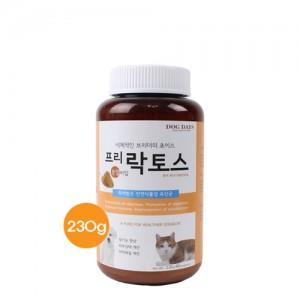 프리락토스 천연 식물성 유산균(분말타입) 230g 강아지 고양이 영양제가격:28,000원