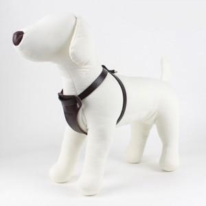 프리미엄 T형 강아지 가슴줄(하네스) 브라운 (XXXS,XXS,XS,S,M,L,XL,XXL)가격:40,000원