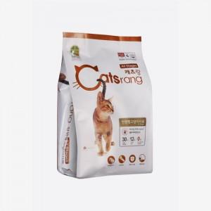 캐츠랑 전연령 고양이사료 2kg가격:10,500원