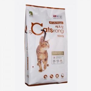 캐츠랑 전연령 고양이사료 16kg가격:57,000원