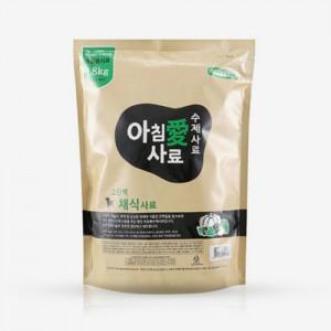 아침애 수제사료 고단백 채식 강아지사료 1.8kg가격:31,000원