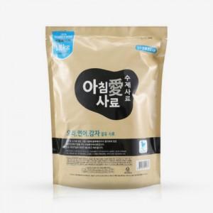 아침애 수제사료 오리&연어&감자 강아지사료 1.8kg가격:30,000원