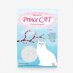 프린스캣 고양이모래 5L가격:4,000원