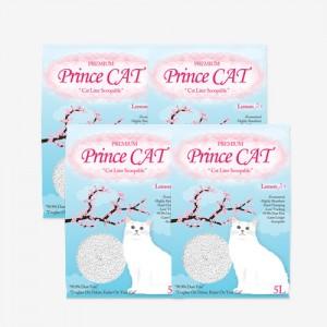 프린스캣 고양이모래 5L x 4개가격:15,000원