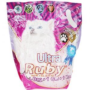 울트라 루비 크리스탈 고양이모래 2.27kg가격:14,000원