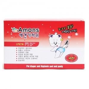 아몬스 암컷용 강아지기저귀 소형견용 10매가격:8,000원